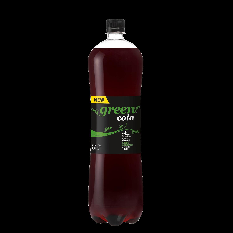 Green Cola - 1.5l