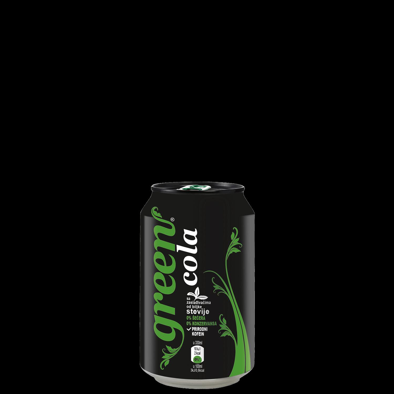 Green Cola - 0.33l