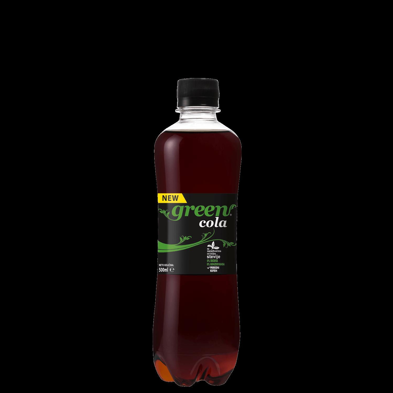 Green Cola - 0.5l